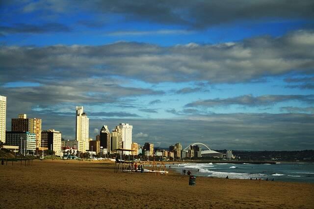 Em Durban, a cidade irá parecer um aquário (Foto: Pixabay)