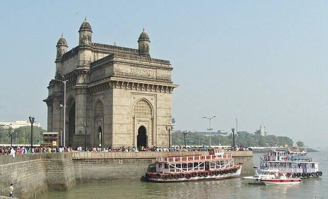 Em Mumbai, com a elevação do mar, as calçadas serão tomadas pela água (Foto: Pixabay)