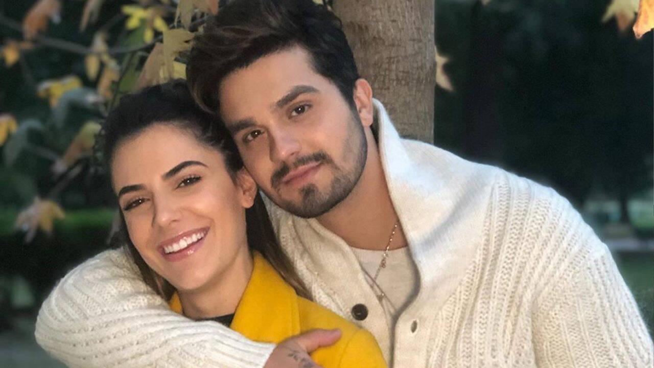 Jade Magalhães e Luan Santana confirmaram o término do noivado no dia 18 de outubro de 2020 e desde então ele está solteiro. (Foto: Instagram)