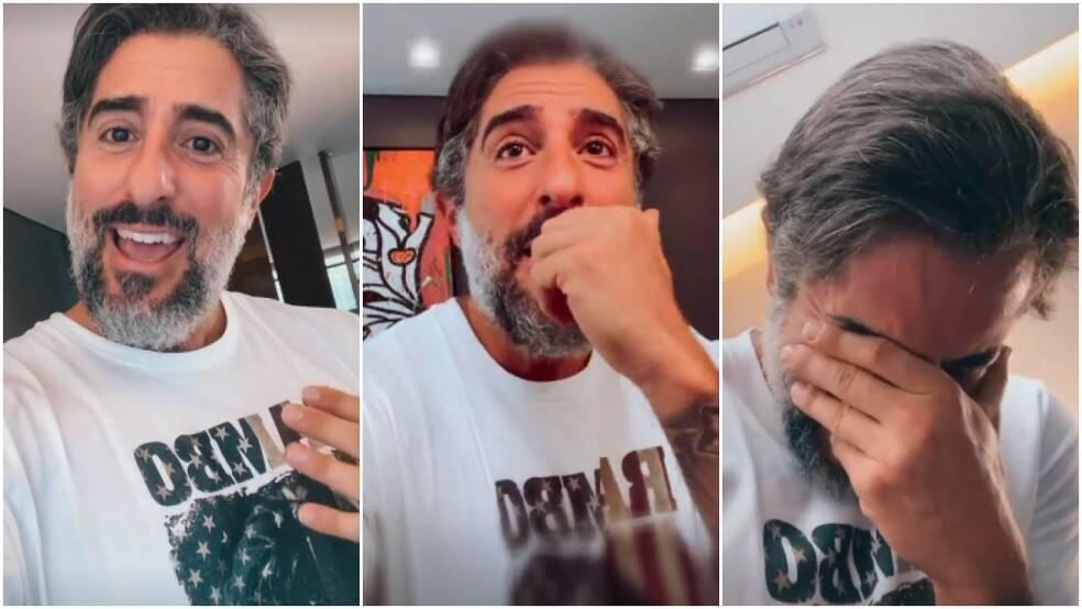 """marcos mion - Luciano Huck fala de saída do 'Caldeirão': """"A vida é feita de ciclos"""""""