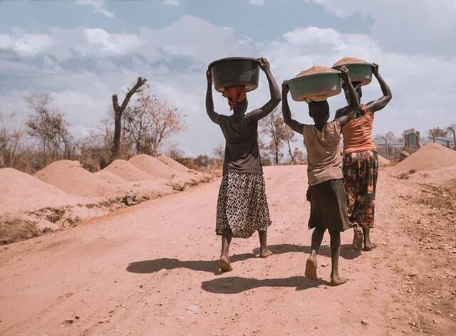 Mais de 85 milhões de pessoas podem deixar as suas casas na África Subsaariana, até 2050 (Foto: Unsplash)