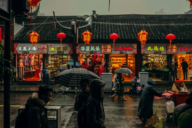 No futuro, nas regiões da Ásia, principalmente na China, poderão acontecer catástrofes simultâneas (Foto: Unsplash)