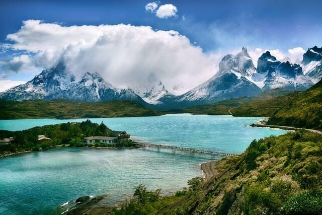 As enchentes também poderão afetar o Chile (Foto: Unsplash)