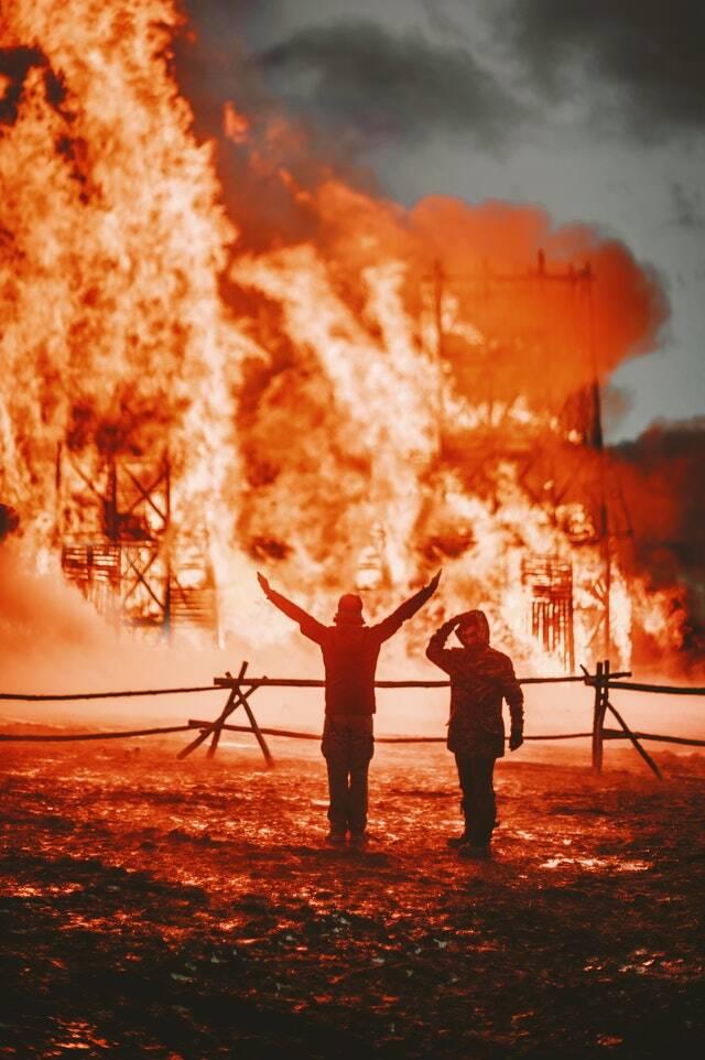 As temperaturas altas, secas e aridez fizeram com que os incêndios florestais aumentassem (Foto: Pexels)