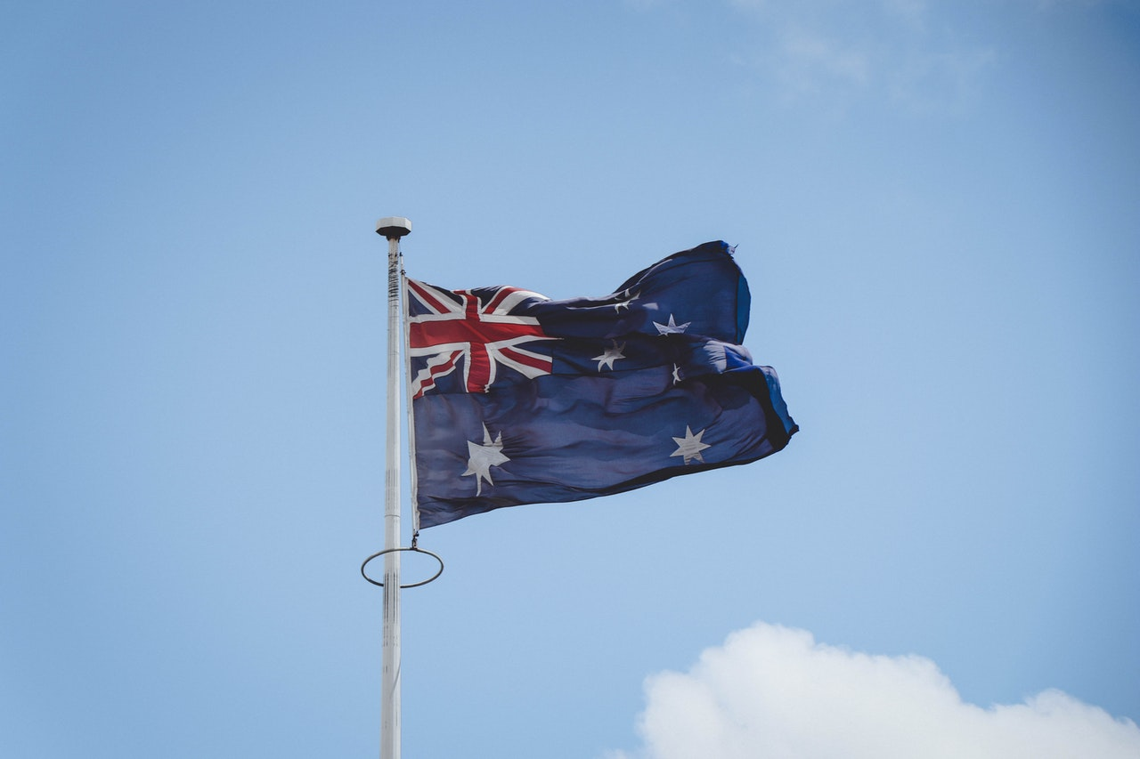 A Austrália está em quarto lugar no ranking (Foto: Pexels)