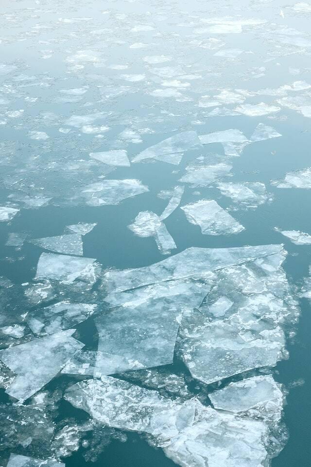 Com o aumento das temperaturas, há um risco de extinção cultural dos povos originários do Ártico (Foto: Pexels)