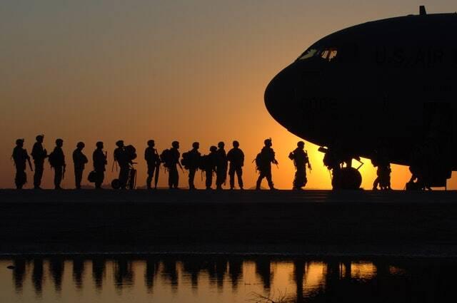 Joe Biden lavou as mãos sobre o caso, e continuou com a decisão dos EUA de tirar suas tropas do país (Foto: Pixabay)