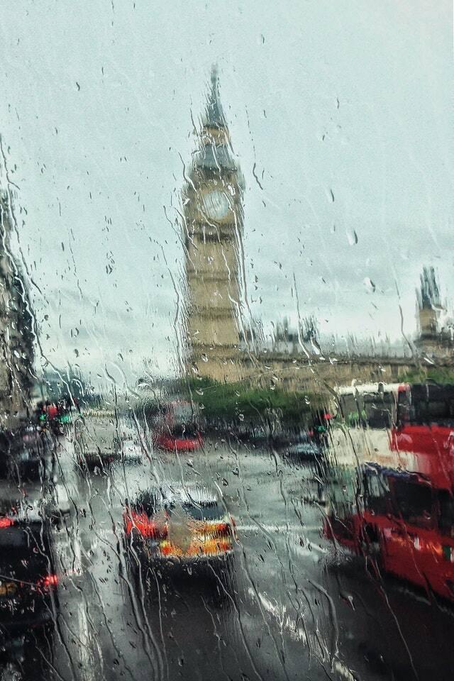 Na cidade da rainha, o rio cortará a cidade no meio (Foto: Pexels)