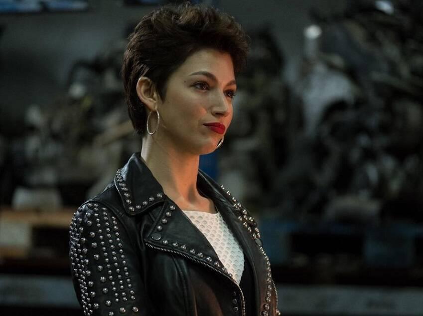 La actriz apareció en la segunda temporada de
