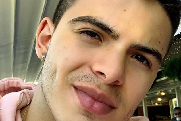 Thomaz Costa é o mais jovem da competição, com 20 anos (Foto: Instagram)