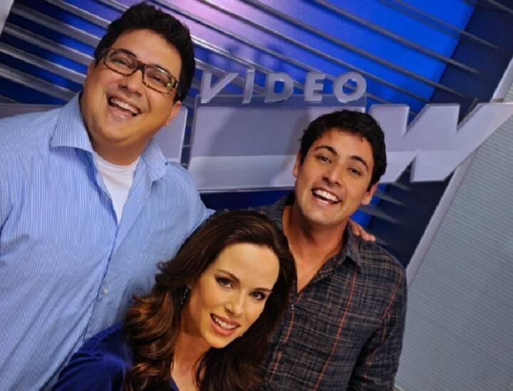 """O programa fez muito sucesso com os quadros """"Falha Nossa"""" e """"Vídeo Game"""". (Foto: Globo)"""