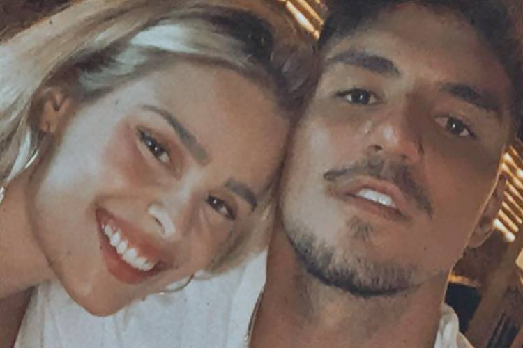 Medina e Yasmin se casaram no final de 2020 (Foto: Instagram)