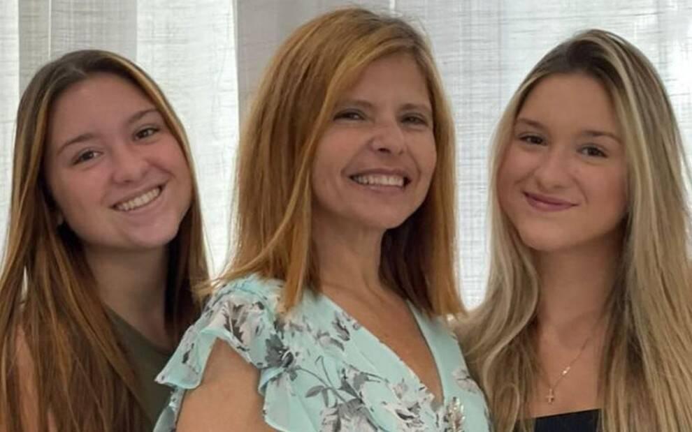 A briga na família de Gugu continuaria mais viva do que nunca, já que Miriam passou o aniversário apenas com suas filhas e sem João. (Foto: Instagram)