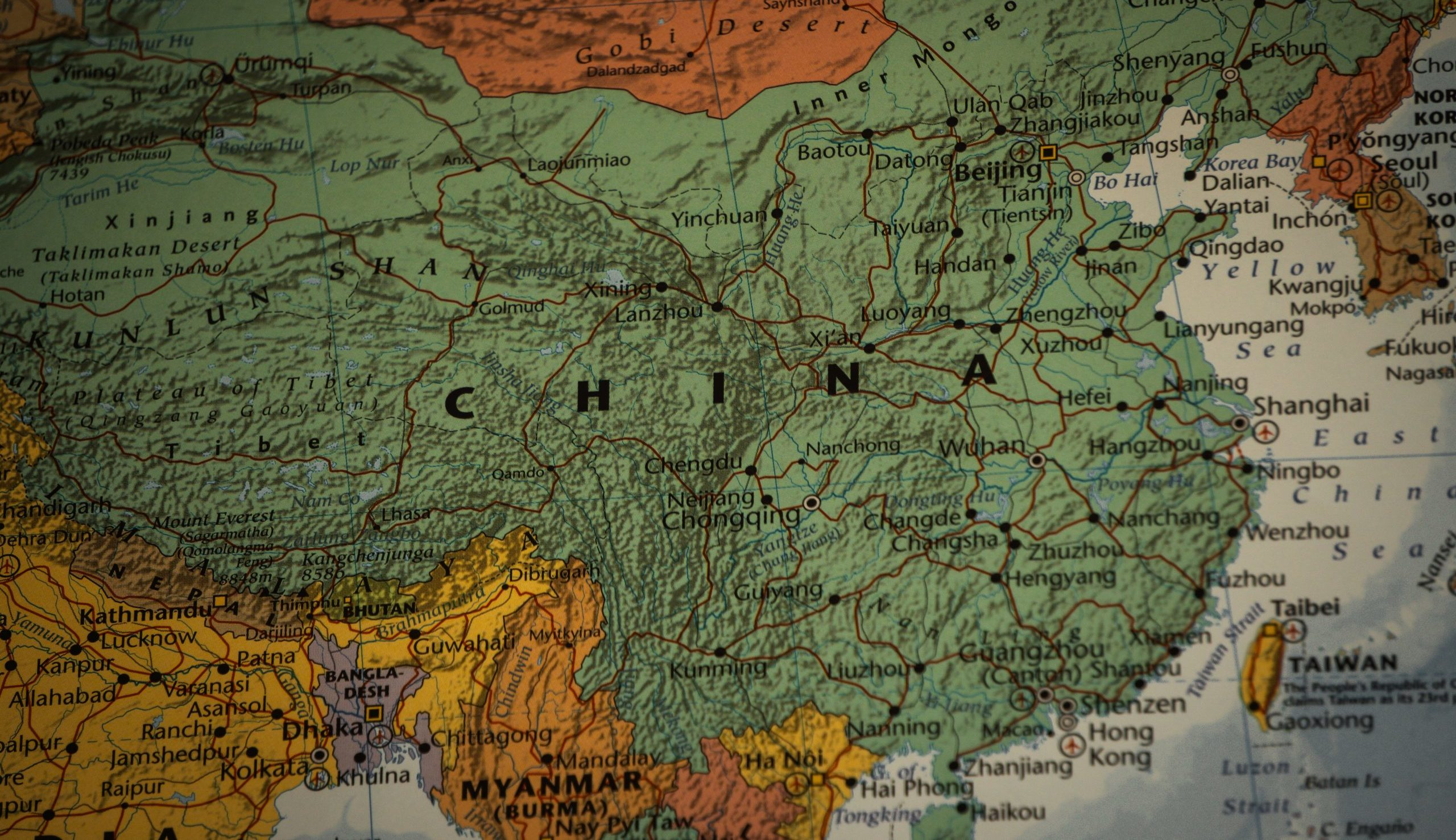 A China ocupa o primeiro lugar no ranking Global de vacinação contra a Covid-19. (Foto: Unsplash)