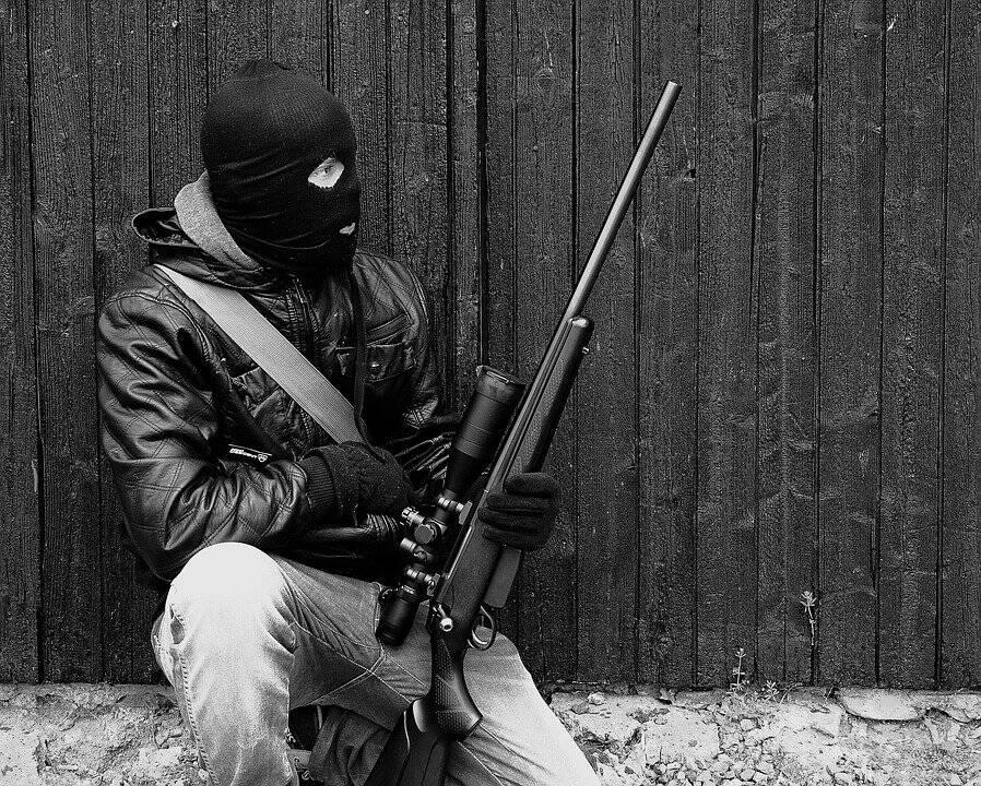 O Estado Islâmico da Província de Khorasan, conhecido pela sigla em inglês Isis-K, é o braço regional do Estado Islâmico. O grupo terrorista se originou em 2015, na fronteira do Afeganistão e do Paquistão. (Foto: Pixabay)