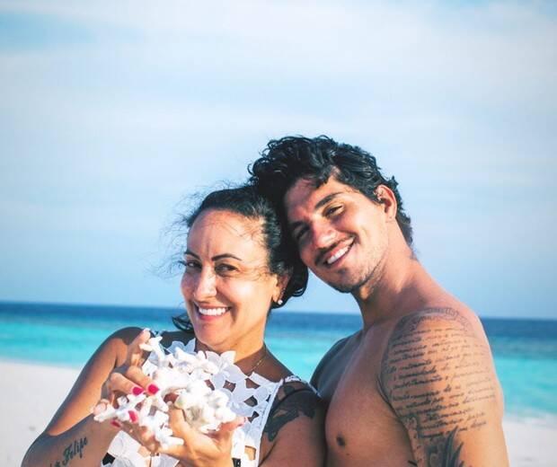 Gabriel Medina é tricampeão do Circuito Mundial de surfe. (Foto: Instagram)