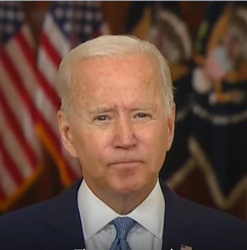 Biden prometeu vingar-se do Isis-k e comandou um ataque com drone na base de operações dos terroristas. (Foto: Instagram)