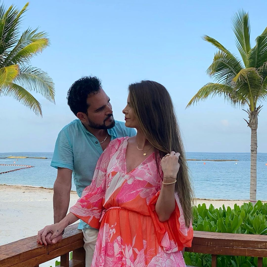 Ele casou-se a primeira vez com Cléo Loyola, com quem teve o filho Wesley. Logo depois, esteve com Marianna Costa, tendo o filho Nathan. Atualmente, ele é casado com Flávia Fonseca. (Foto: Instagram)