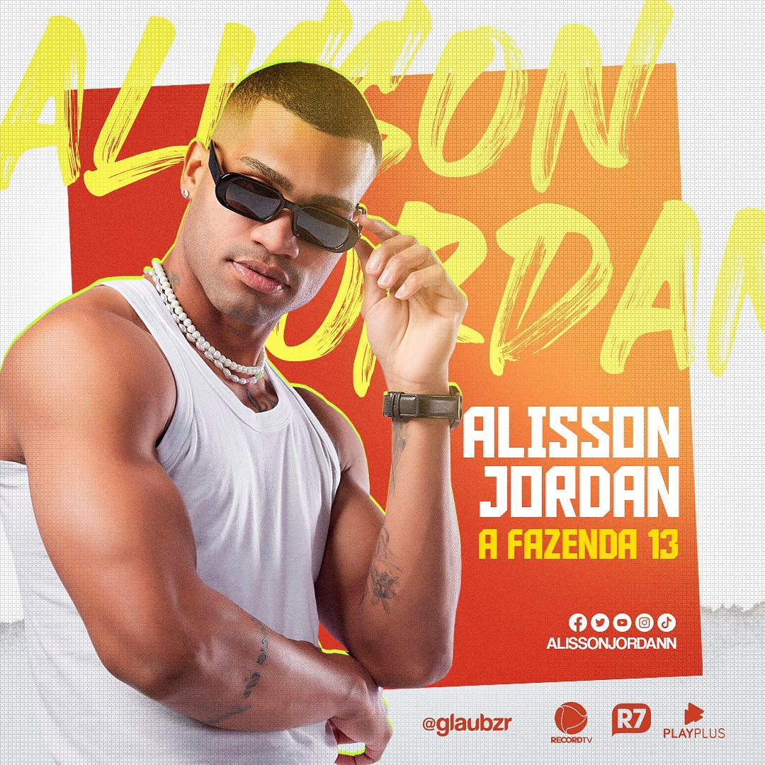 Alisson Jordan. (Foto: Instagram)