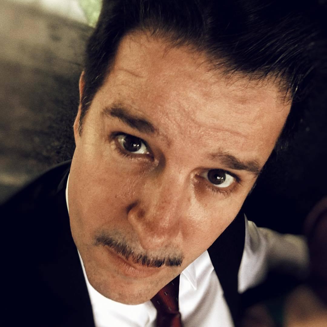 Murilo Benício é um ator de diversos amores e já esteve no altar três vezes. (Foto: Instagram)