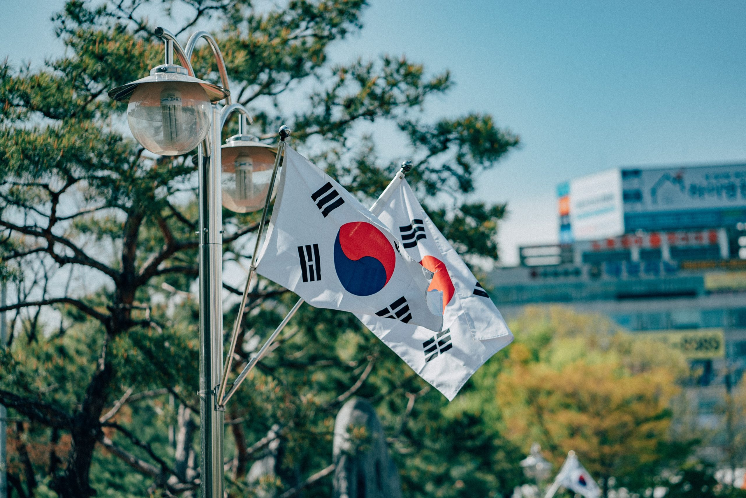 A 17° posição do ranking está ocupada pela Coreia do Sul, que já vacinou com as duas doses 20,04 milhões de pessoas. (Foto: Unsplash)
