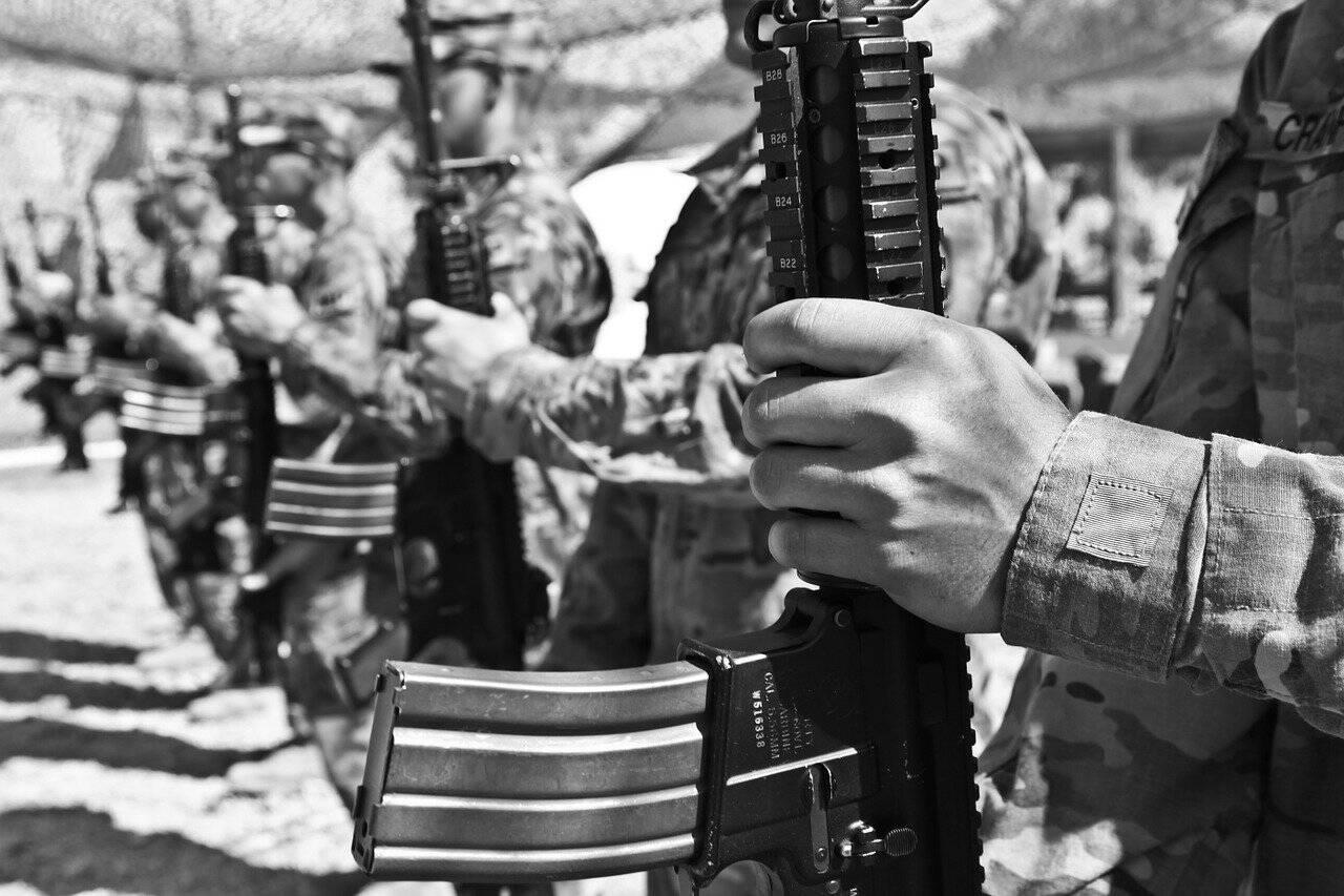 """Considerados """"multinacionalistas"""", eles são os mais violentos de todos os grupos militantes jihadistas. (Foto: Pixabay)"""