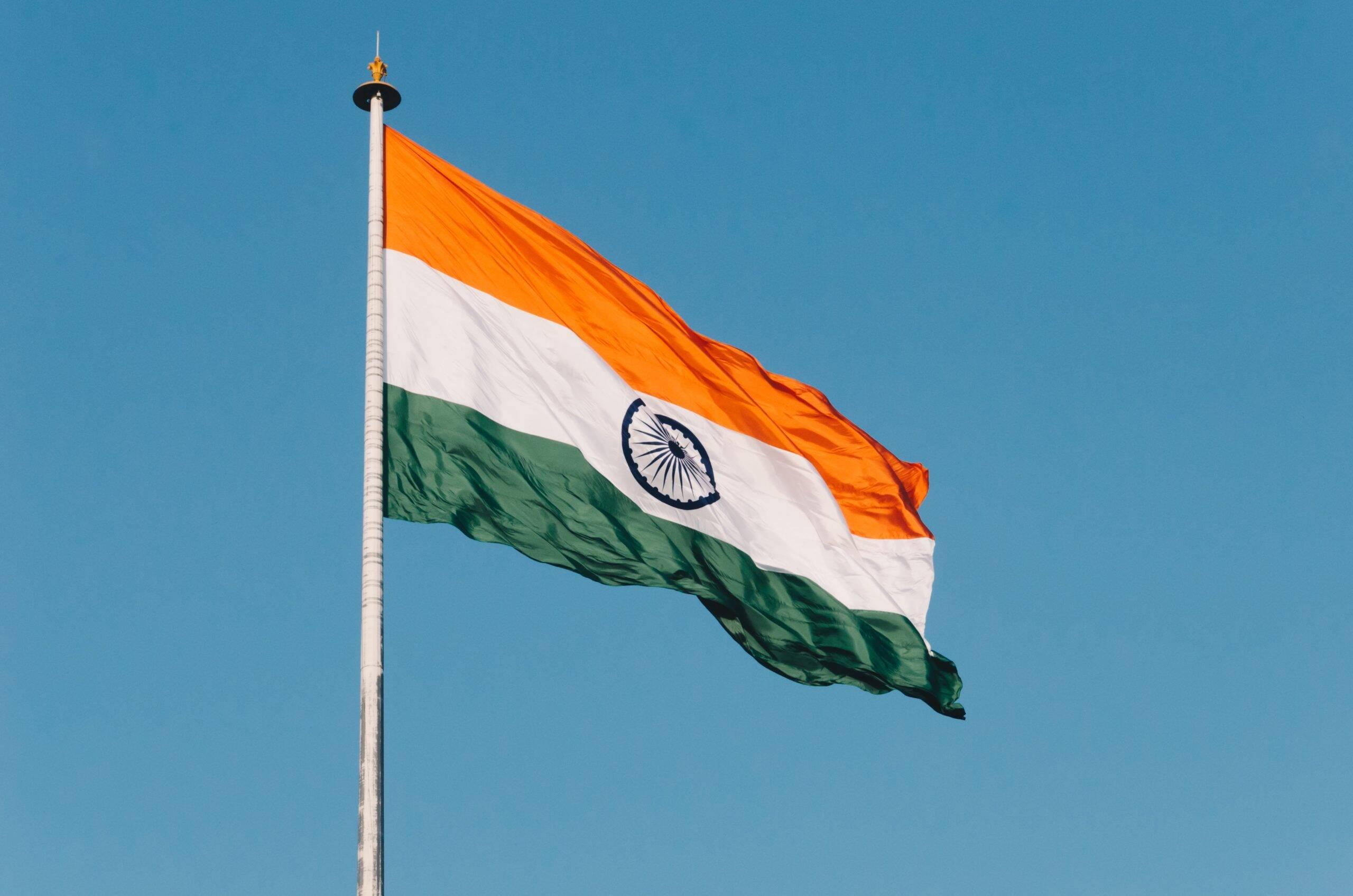 A Índia está em terceiro lugar, já tendo imunizado 174,44 milhões de habitantes. (Foto: Unsplash)