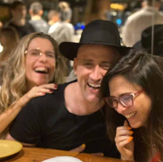 Meses após a morte do ator Paulo Gustavo (Foto: Instagram)