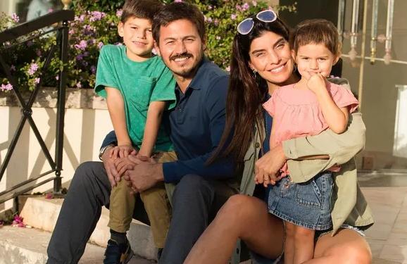 Joana Balaguer mora em Portugal com o marido e filhos (Foto: Instagram)