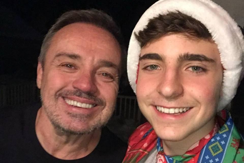 João Augusto Liberato, filho mais velho do apresentador, não fala com as irmãs e está contra o processo de sua mãe, que segue em segredo de justiça. (Foto: Instagram)