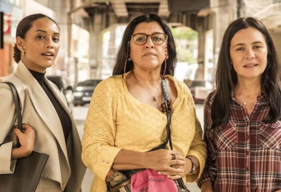 O Brasil conta com cinco produções indicadas ao Emmy Internacional 2021 (Foto: Globo)