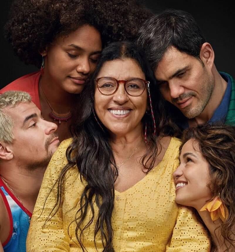 """A novela """"Amor de Mãe"""" foi indicada ao Emmy Internacional na categoria de Melhor Telenovela (Foto: Globo)"""