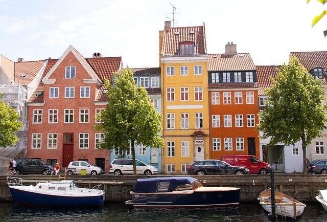 4. Copenhagen, Dinamarca (Foto: Pixabay)