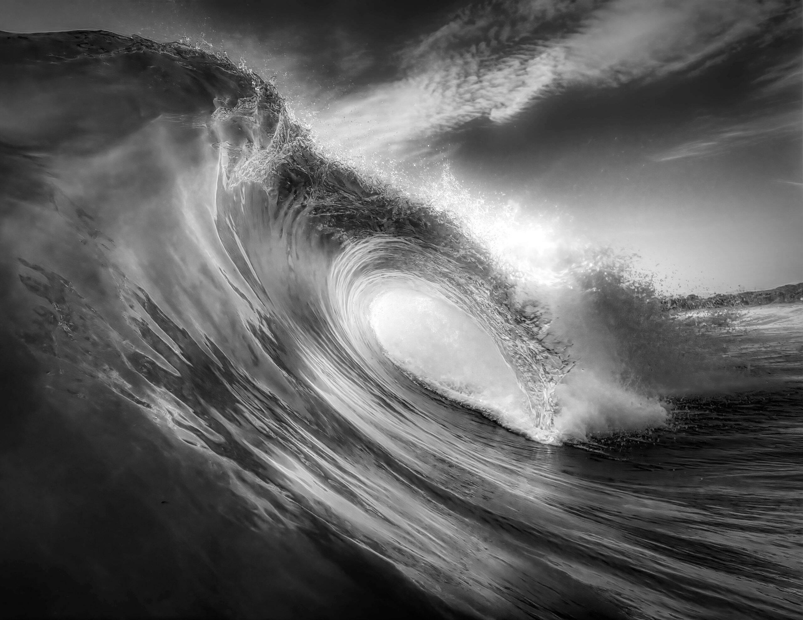 A tragédia começou com um terremoto de magnitude 7.5 e logo ondas gigantes foram ocasionadas. (Foto: Unsplash)
