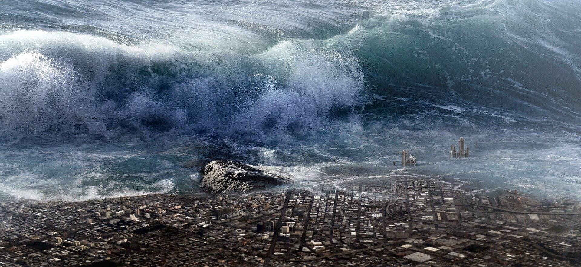 Nos últimos dias, uma notícia de que a erupção do vulcão Cumbre Vieja poderia chegar a ocasionar um tsunami no Brasil, começou a circular na web. (Foto: Pixabay)