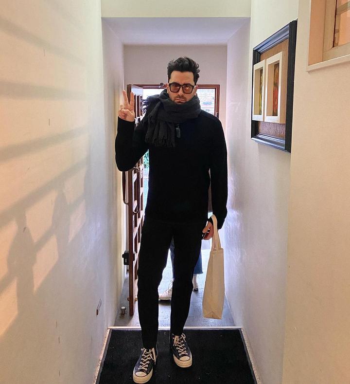 9º lugar - Dan Levy (Foto: Instagram)