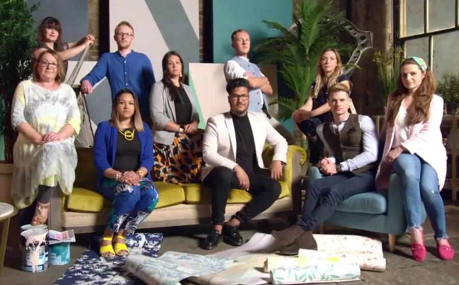 """""""Magos da Decoração"""" - O reality show acompanha 10 aspirantes a designer de interiores que transformam ambientes simples em lugares incríveis. (Foto: Divulgação)"""