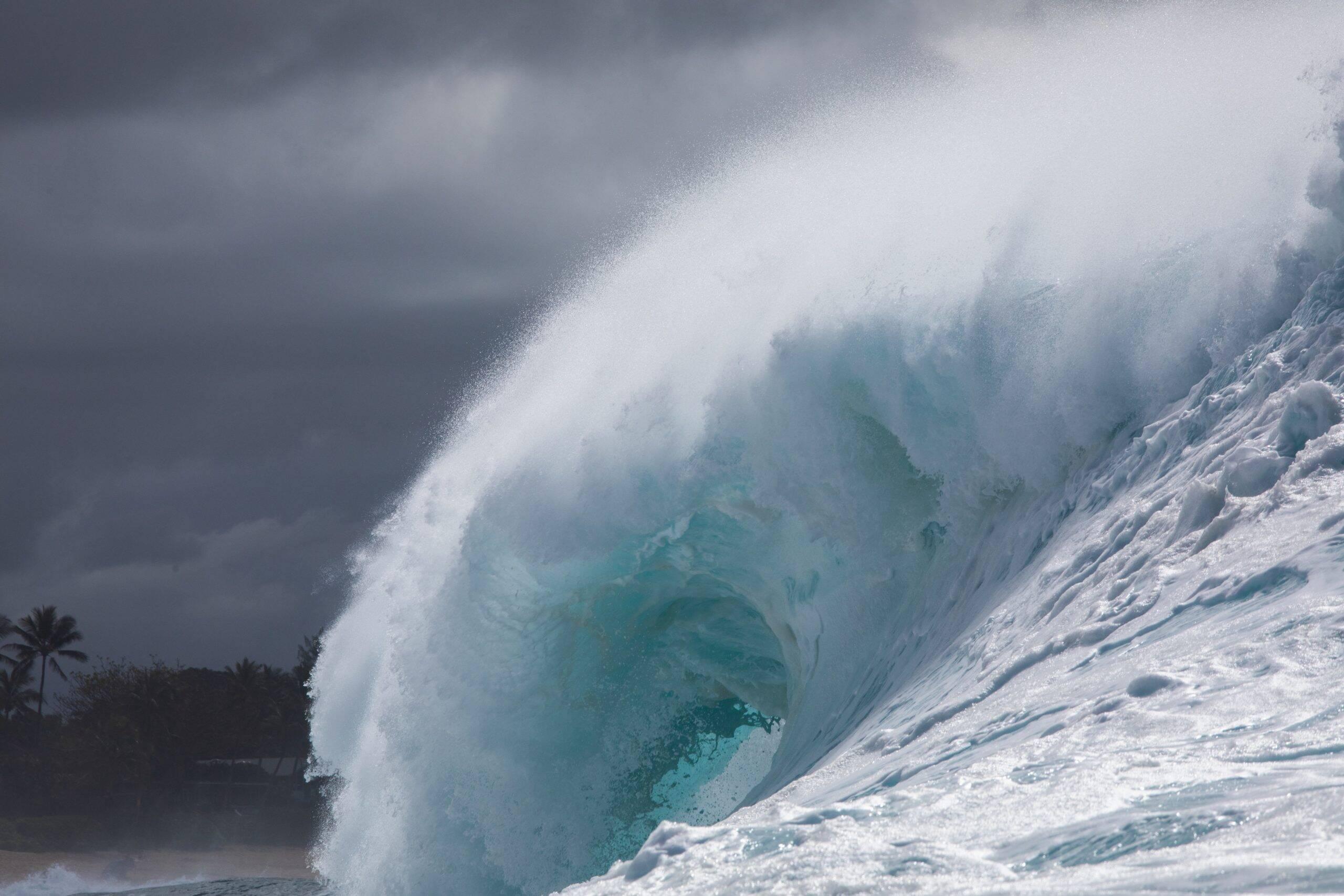 Uma das maiores tragédias causadas por Tsunami aconteceu na Indonésia, no ano de 2004. (Foto: Unsplash)