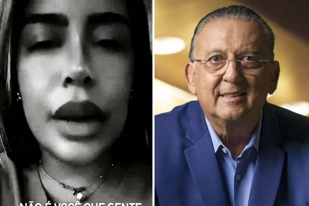 Rafaella Santos se irritou com comentários feitos por Galvão (Foto: Divulgação)