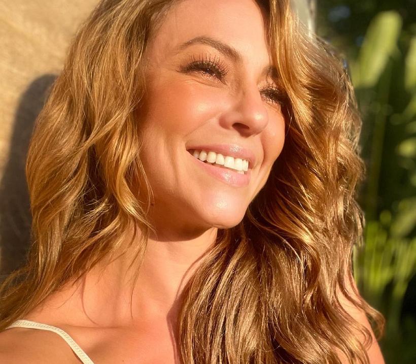A atriz já se posicionou contra o governo em suas redes sociais (Foto: Instagram)