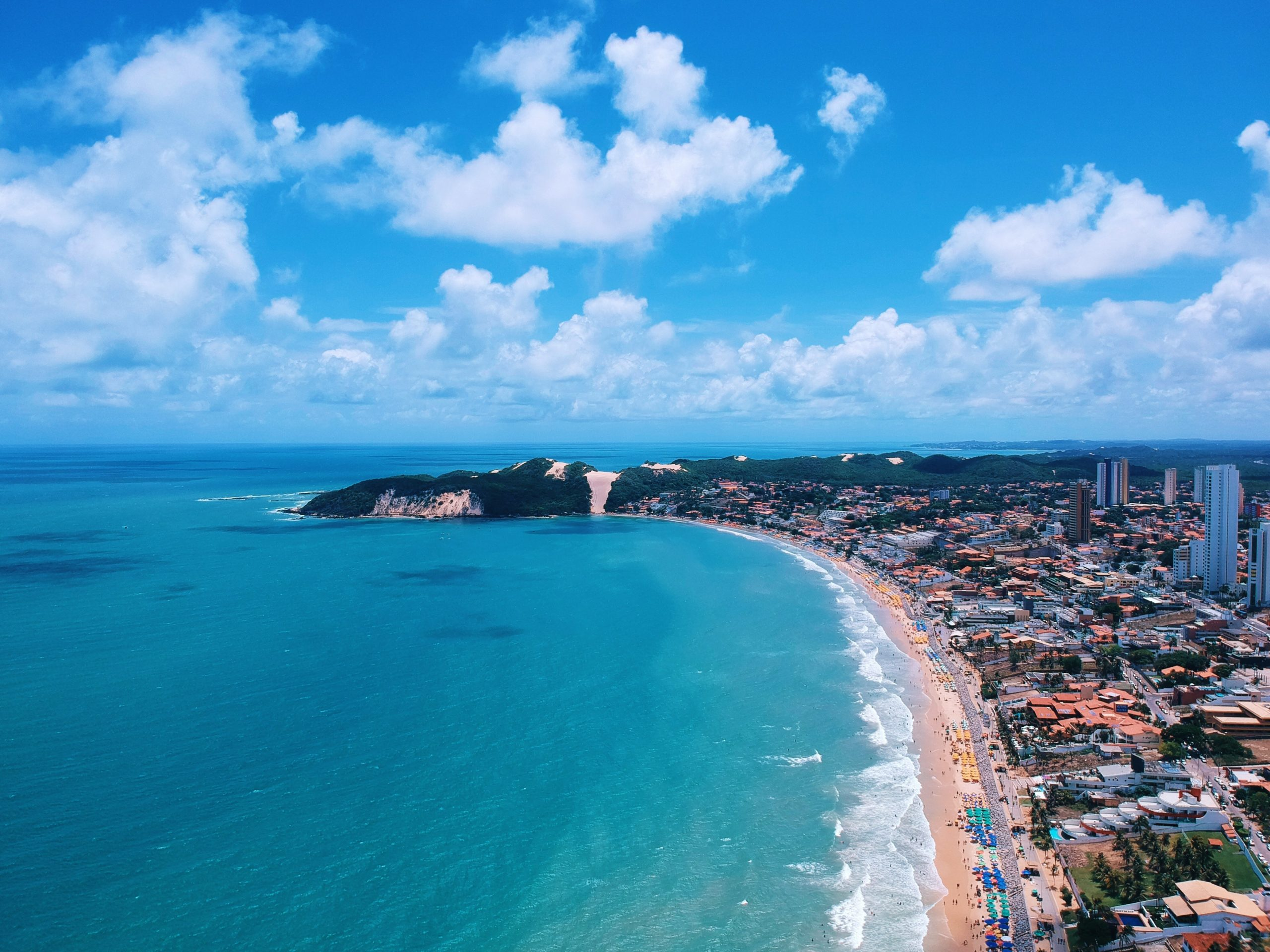 O desastre natural passaria devastando cidades como Salvador, Recife, Fortaleza, Aracaju, entre outras. (Foto: Unsplash)