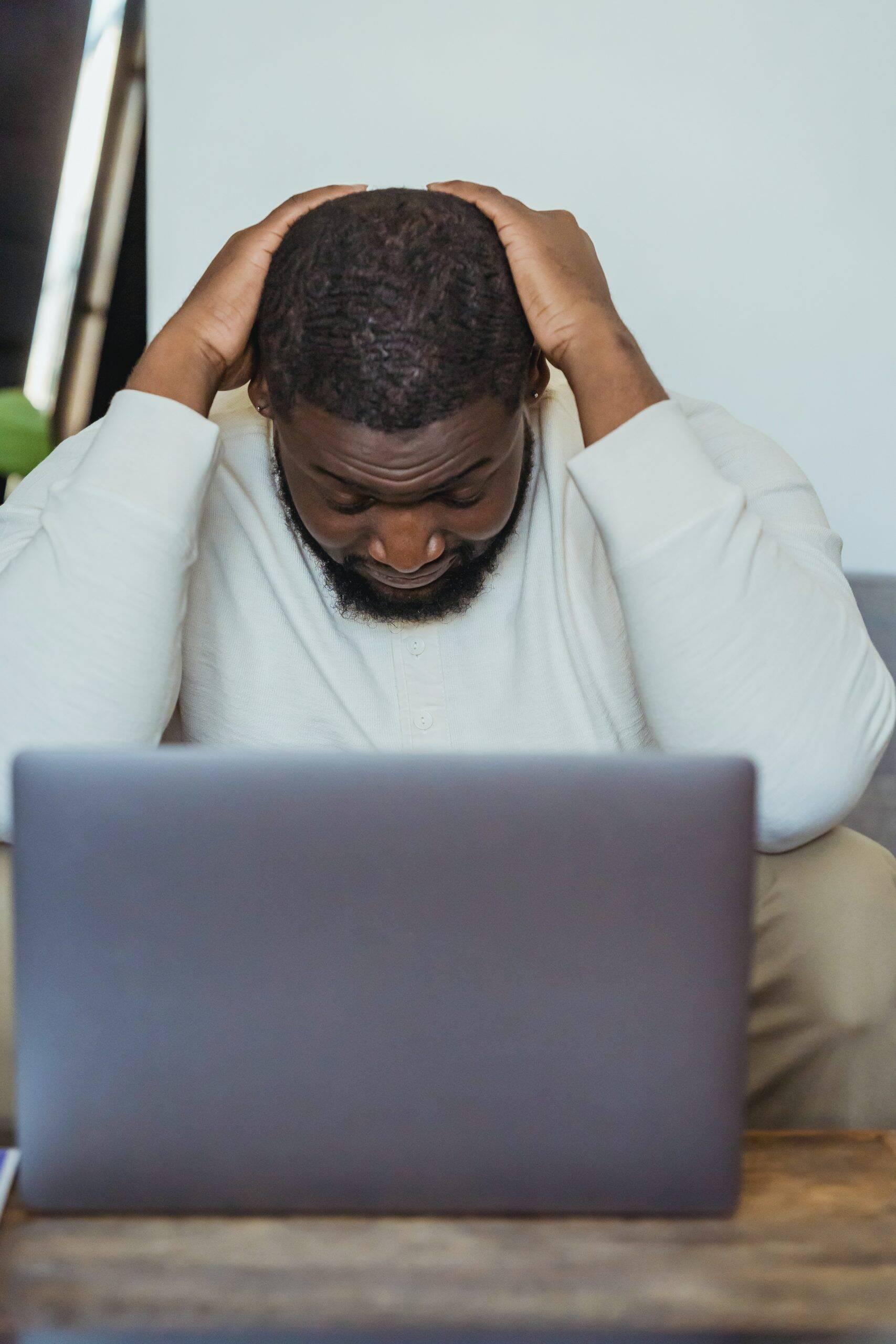 Cerca de 86,5% das 17.491 pessoas que participaram de um questionário online, tiveram o esse transtornou mental no último ano. (Foto: Pexels)