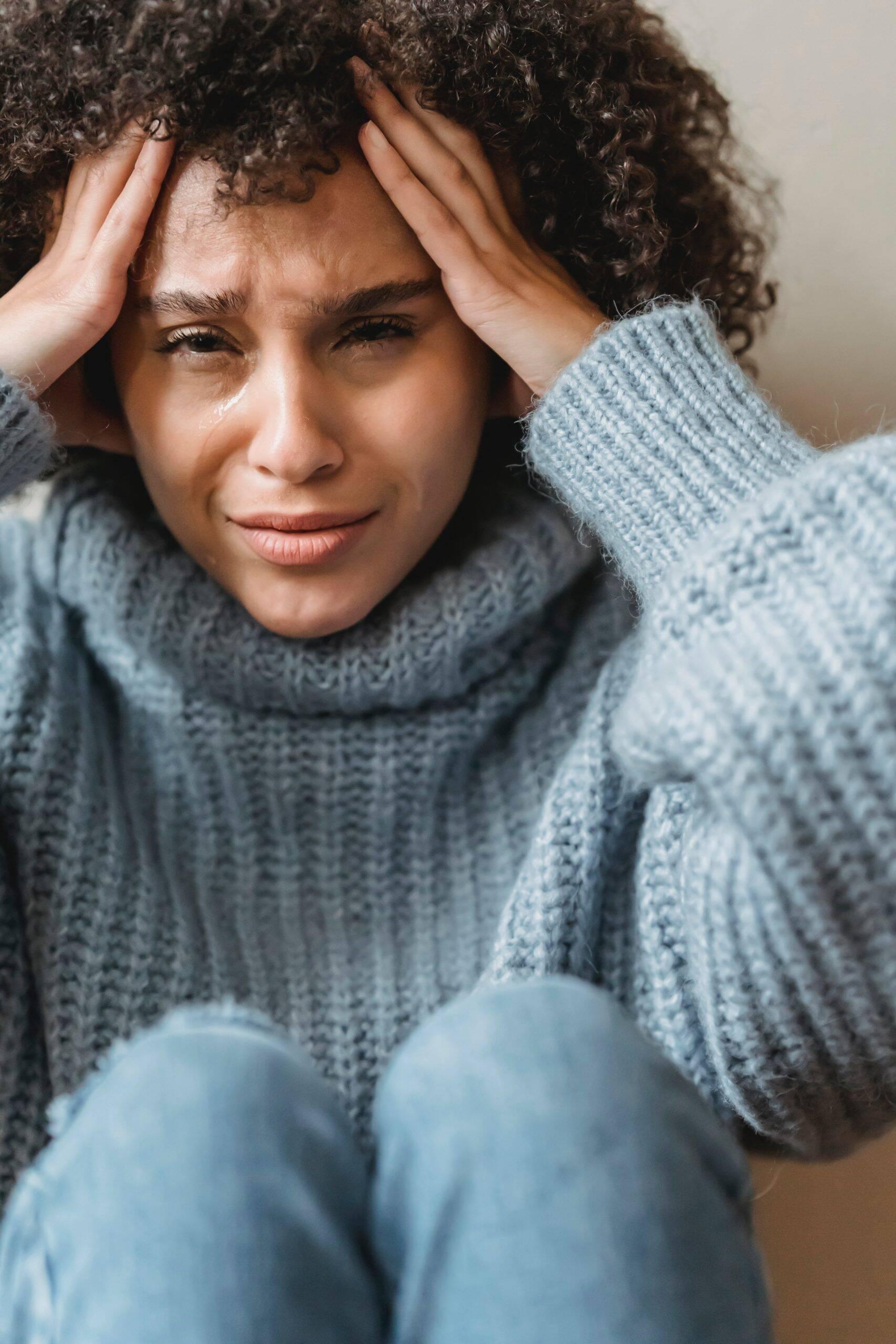 Os transtornos de ansiedade podem incluir ataques de pânico, transtorno obsessivo-compulsivo e também transtorno de estresse pós-traumático. (Foto: Pexels)