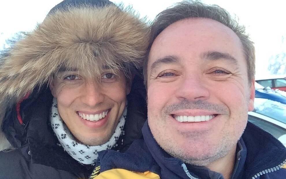 Thiago Salvático, suposto namorado de Gugu, também chegou a entrar na justiça para exigir parte da herança bilionária, entretanto, decidiu deixar a disputa em junho de 2020. (Foto: Instagram)