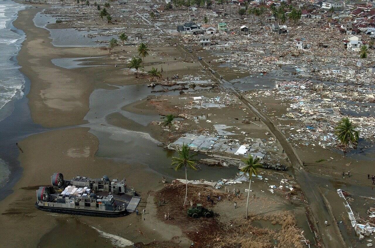 Dentre todas as ilhas atingidas pelas ondas que chegaram a 15 metros, Ishigaki e Miyako registraram a situação mais agravante. (Foto: Pixabay)