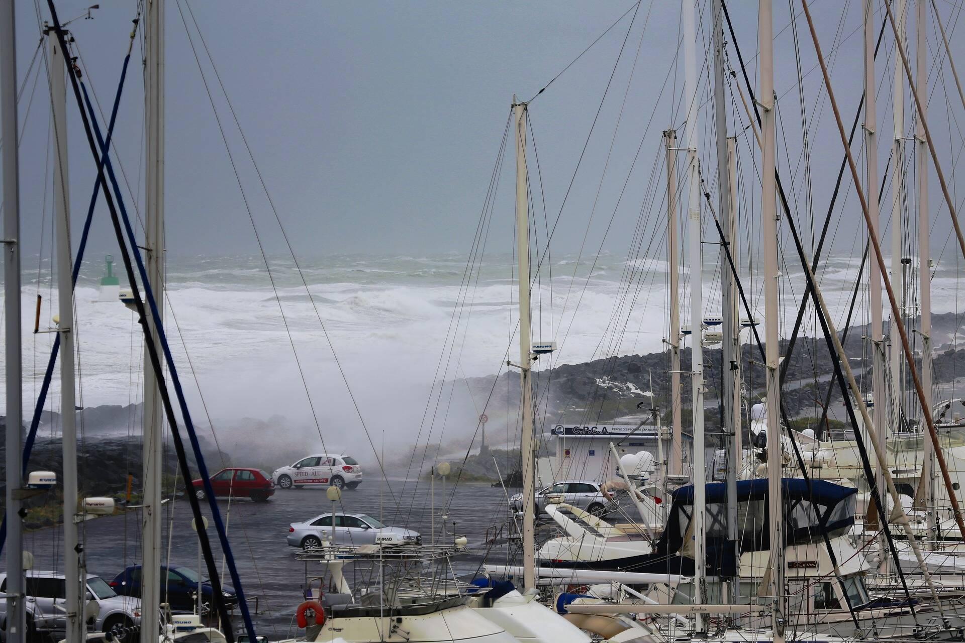 Em 2018, Palu, na ilha Céleres, na Indonésia, foi fortemente atingido por um tsunami. (Foto: Pixabay)