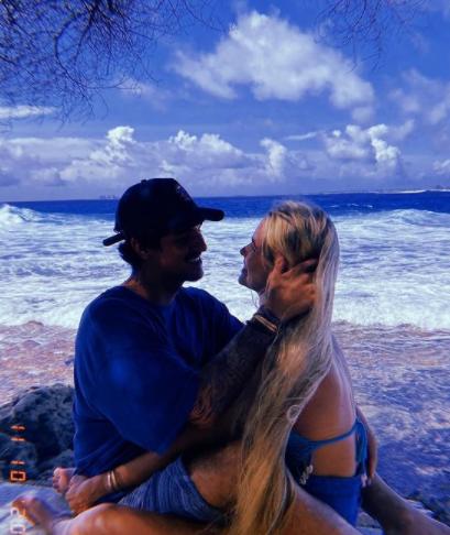 O pai de Medina também afirmou que a relação estremecida foi causada pela mãe de Gabriel, Simone Medina (Foto: Instagram)