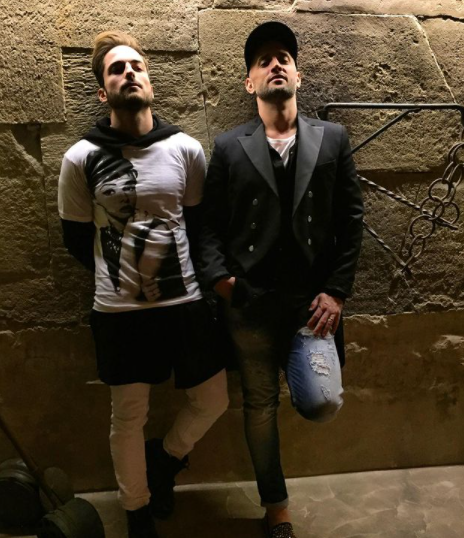 Thales era muito apaixonado por Paulo Gustavo (Foto: Instagram)