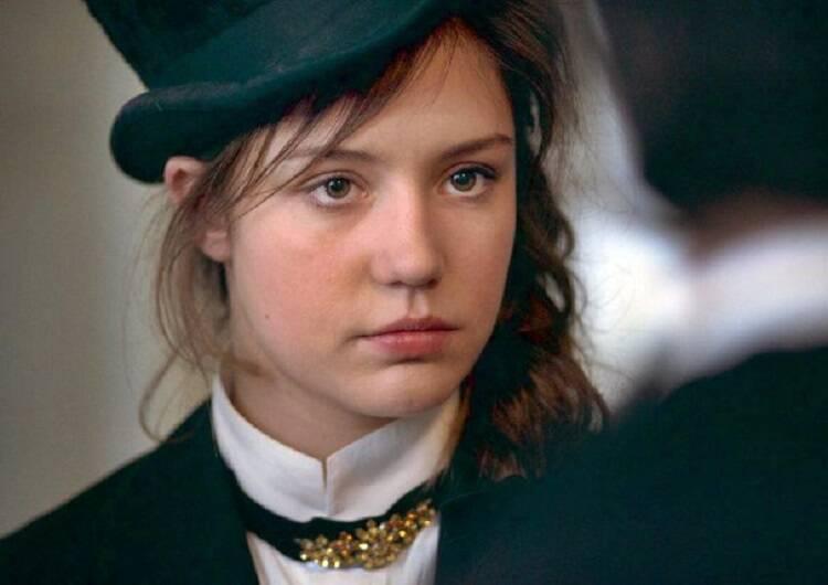 """Adèle Exarchopoulos, uma das estrelas do filme """"Azul é a Cor Mais Quente"""", nasceu em Paris, na França. (Foto: Divulgação)"""