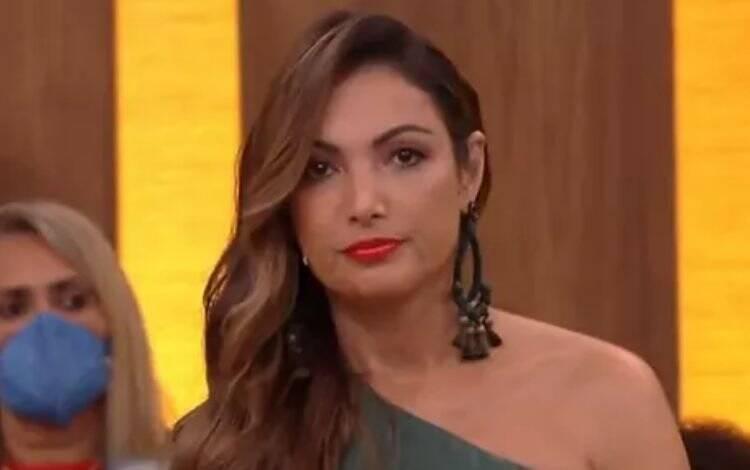 Patrícia Poeta revelou que já foi vítima de assédio (Foto: Globo)